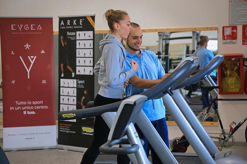 Fitness Rivoli Il Centro Eygea E I Servizi Offerti